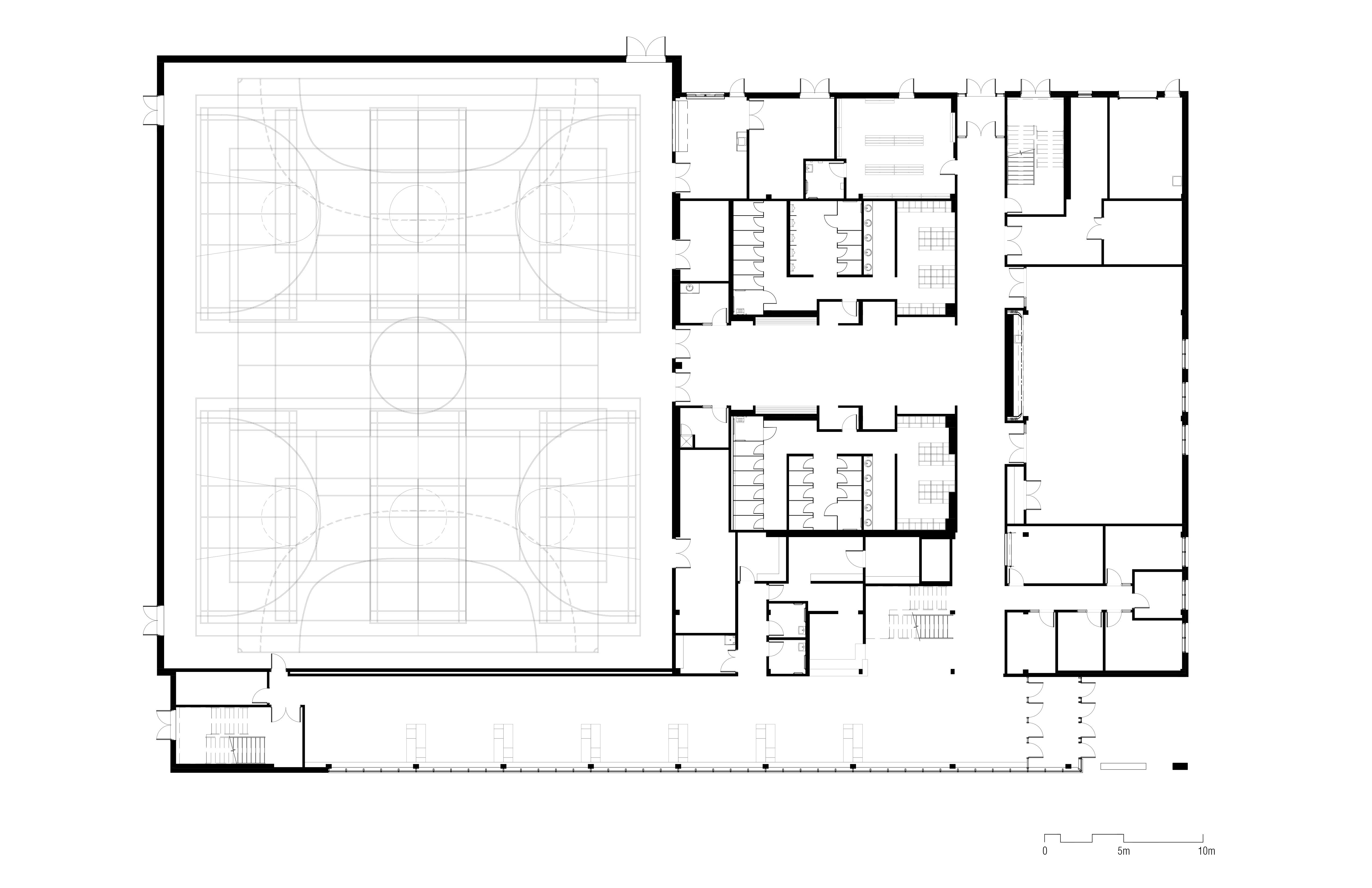 centre multifonctionnel saint apollinaire parka architecture design architectes qu bec. Black Bedroom Furniture Sets. Home Design Ideas