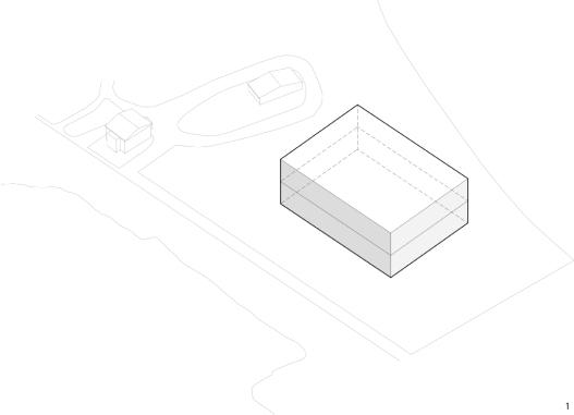 Schema Parka Architecture & design réaménagement Base de plein air de Sainte-Foy