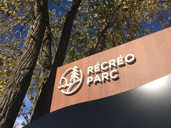 Signalisation au RécréoParc